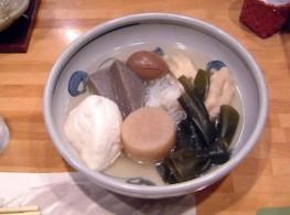 Oden – Bánh cá hầm