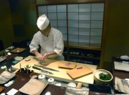 Một số loại Sushi trong ẩm thực Nhật Bản