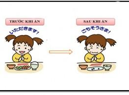 Những nét văn hóa Nhật Bản trong bữa ăn.