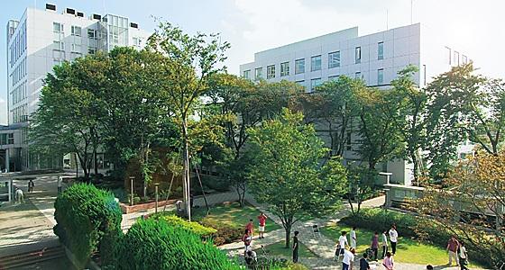 cơ sở 1 đạihọc quốc tế tokyo