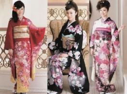Kimono-Trang phục truyền thống của Nhật Bản