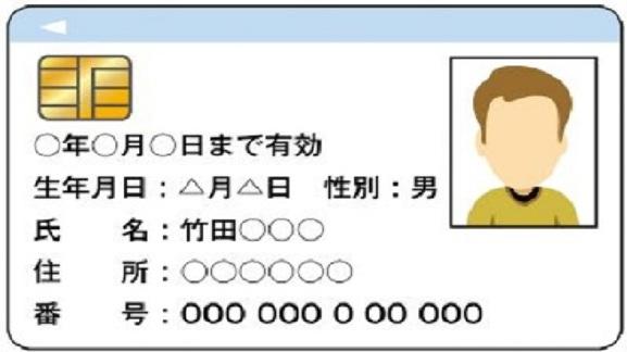 thẻ my number là gì?