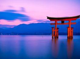 Cánh cổng Torri- Biểu tượng truyền thống của Nhật Bản