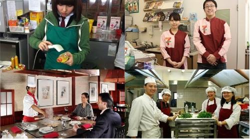 du học sinh làm thêm tại Nhật