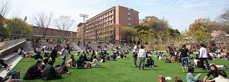 du học tại đại học kansai