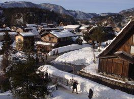 """Tứ đại du lịch"""" bạn nên đặt chân tới trong mùa đông tại Nhật."""