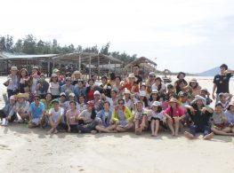 [HUẾ] – Ngoại khóa tháng 6 – Jellyfish Education chi nhánh Huế