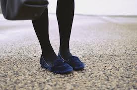 Chuẩn bị giày dép