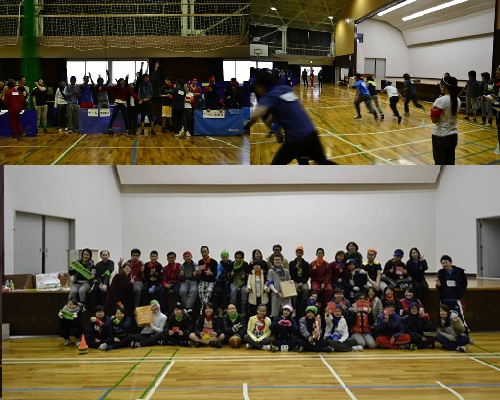 đại hội du học sinh tại Nhật