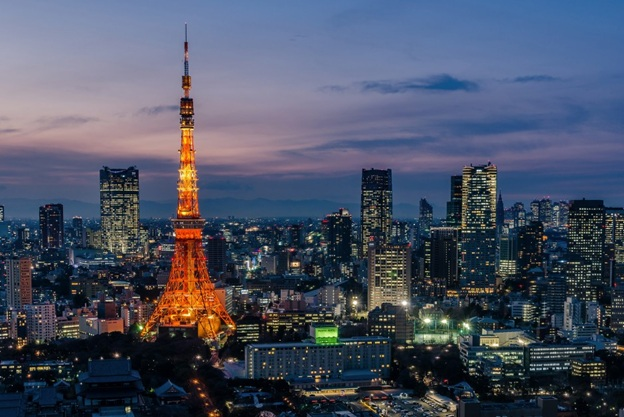đi du học Nhật Bản tại Tokyo