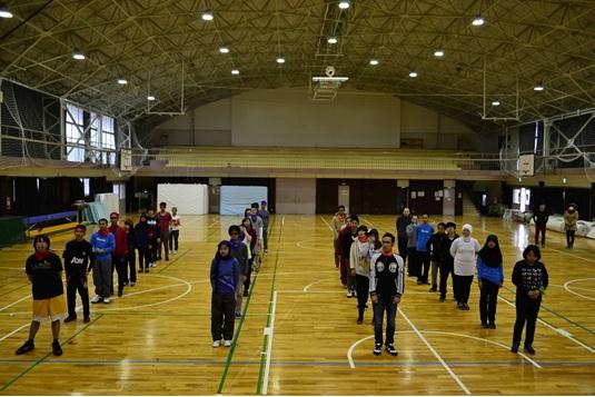hoạt động thể thao tại học viện giáo dục quốc tế Tochigi