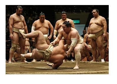 sumo trong văn hóa nhật bản