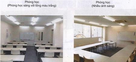 trường nhật ngữ makuhari khu vực chiba