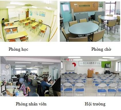 cơ sở trường nhật ngữ