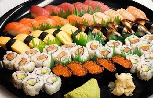 sushi văn hóa ẩm thực nhật bản