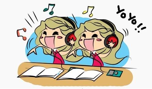 học nghe tiếng Nhật