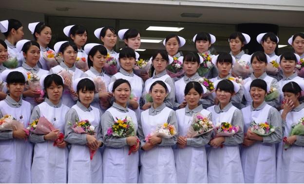 học ngành điều dưỡng tại Nhật