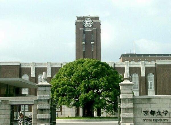 Khuôn viên đại học Kyoto