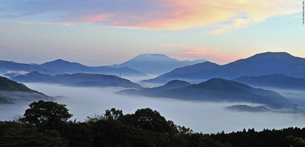 núi daisen