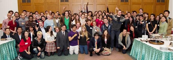 sinh viên quốc tế đại học Keio