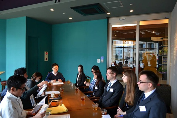 phỏng vấn của du học sinh với các doanh nghiệp Nhật Bản