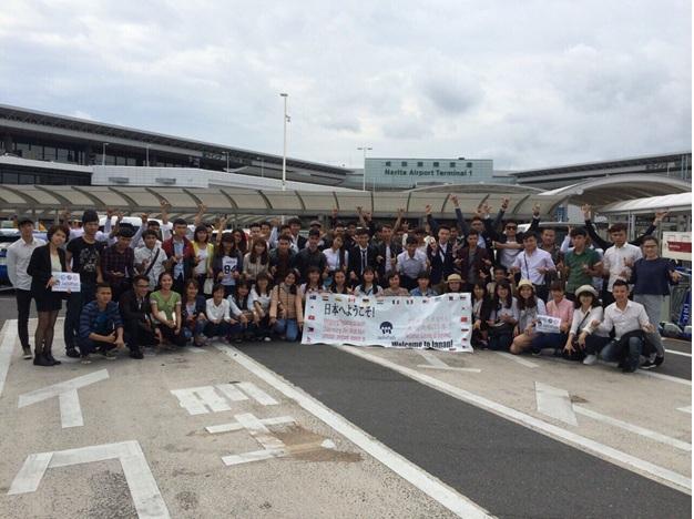 hỗ trợ đón du học sinh tại sân bay