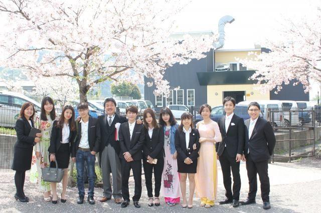 Du học sinh Việt Nam tại Học viện Bách khoa Nhật Bản