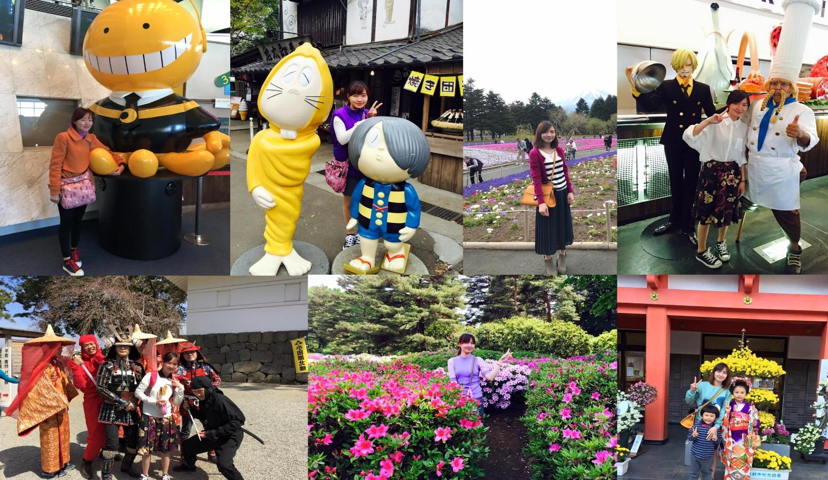 Hình ảnh: Nguyễn Thị Linh những ngày đầu tại Nhật
