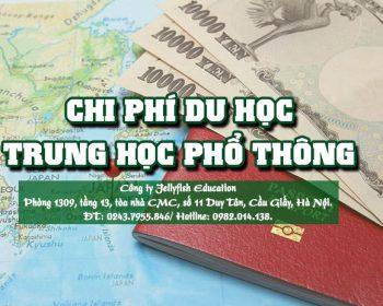 chi-phi-du-hoc-bac-trung-hoc-pho-thong
