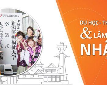 Du học và làm việc tại Nhật Bản - Tư vấn tuyển sinh & du học Nhật Bản