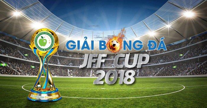 Giải bóng đá JFF Cup 2018 tại Jellyfish Education