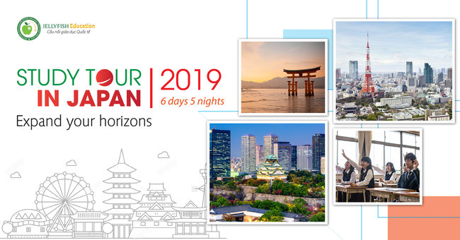 Study Tour in Japan 2019