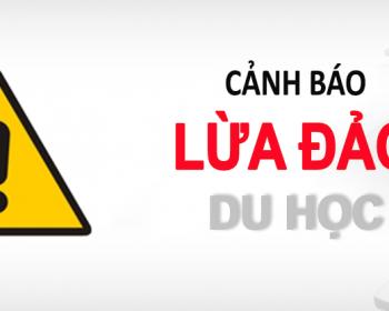 canh bao lua dao du hoc nhat ban