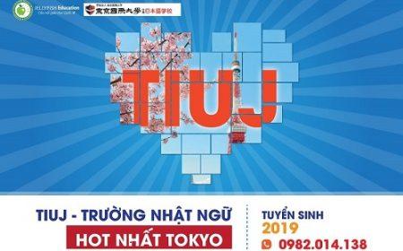 TIUJ - một trong những lựa chọn hàng đầu của du học sinh Việt Nam