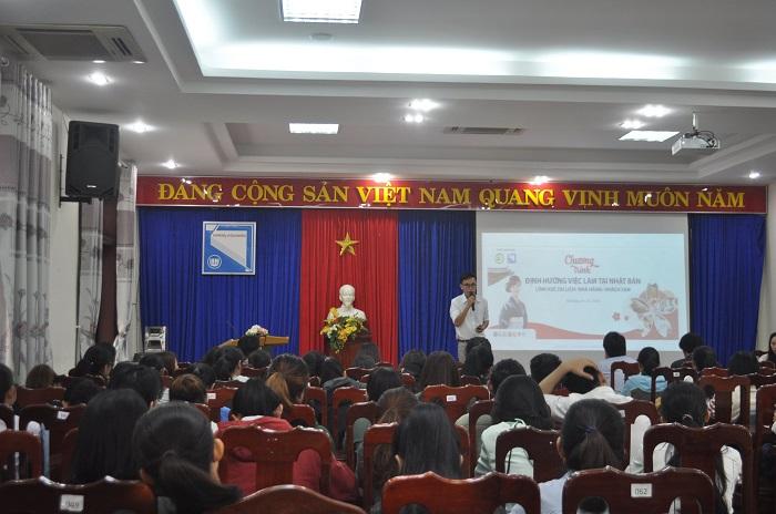 Định hướng việc làm chính thức tại Nhật Bản cho Sinh viên Đại học Kinh tế Đà Nẵng - Ảnh 12