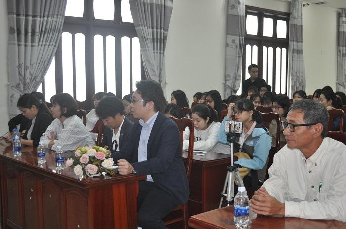 Định hướng việc làm chính thức tại Nhật Bản cho Sinh viên Đại học Kinh tế Đà Nẵng - Ảnh 4
