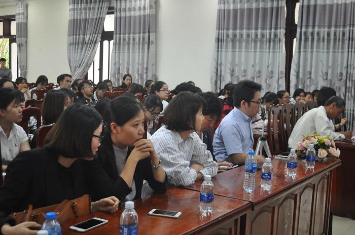 Định hướng việc làm chính thức tại Nhật Bản cho Sinh viên Đại học Kinh tế Đà Nẵng - Ảnh 5