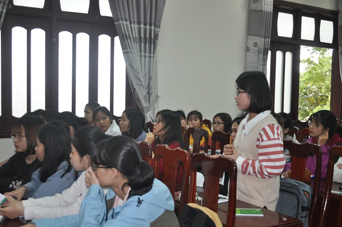 Định hướng việc làm chính thức tại Nhật Bản cho Sinh viên Đại học Kinh tế Đà Nẵng - Ảnh 9