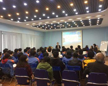 Hội thảo chương trình học bổng đại học hệ tiếng Anh tại Nhật Bản - Ảnh 1