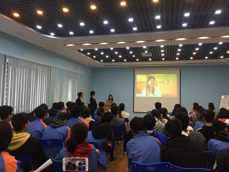 Hội thảo chương trình học bổng đại học hệ tiếng Anh tại Nhật Bản - Ảnh 3