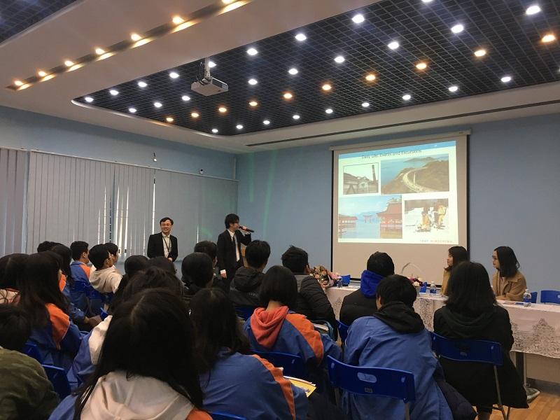 Hội thảo chương trình học bổng đại học hệ tiếng Anh tại Nhật Bản - Ảnh 4