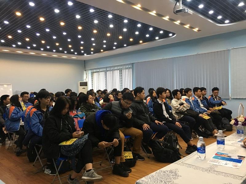 Hội thảo chương trình học bổng đại học hệ tiếng Anh tại Nhật Bản - Ảnh 5