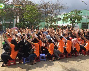 Ngày hội văn hóa dân gian tại trường THPT Nguyễn Thượng Hiền - Ảnh 3