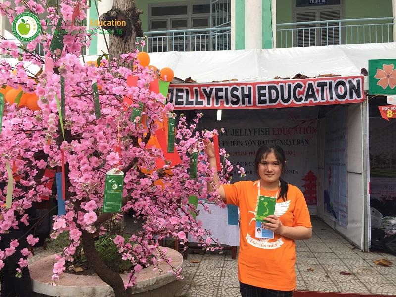 Ngày hội văn hóa dân gian tại trường THPT Nguyễn Thượng Hiền - Ảnh 5