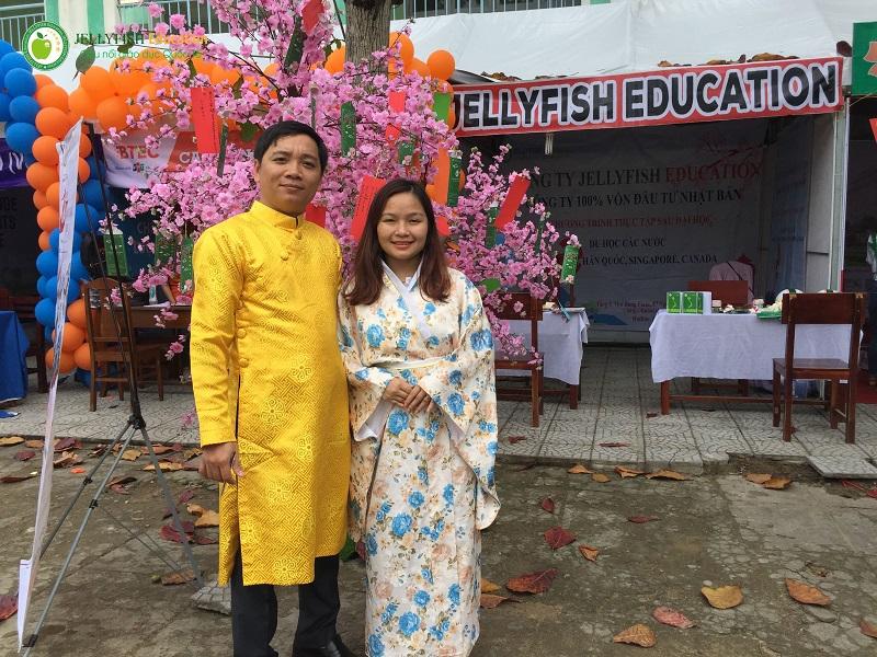 Ngày hội văn hóa dân gian tại trường THPT Nguyễn Thượng Hiền - Ảnh 9