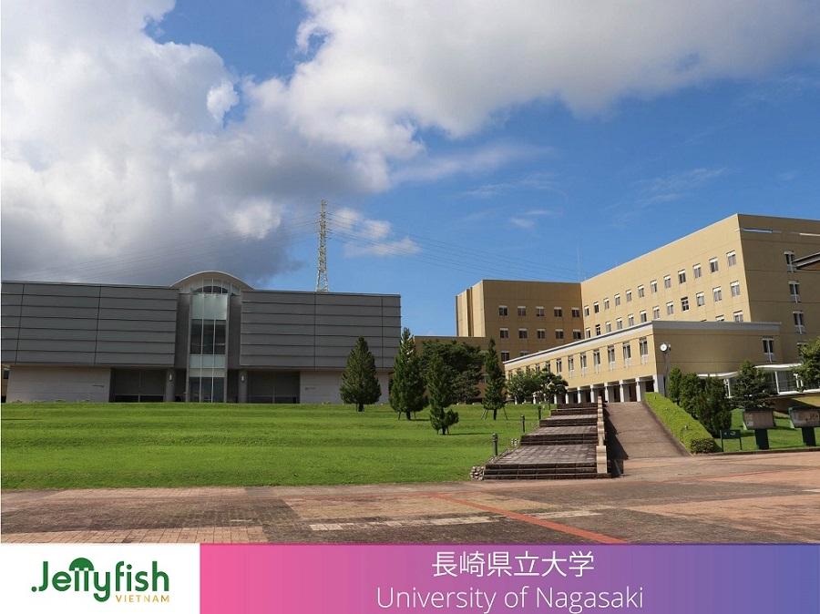 長崎県立大学   University of Nagasaki - Thành lập: 1868