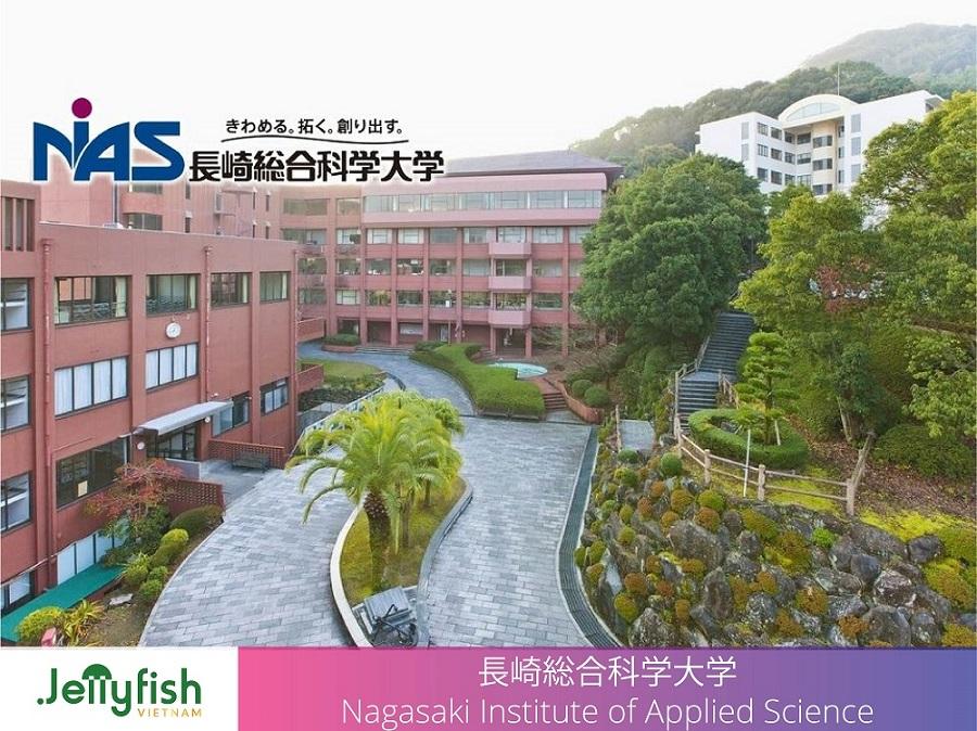 長崎総合科学大学   Nagasaki Institute of Applied Science - Thành lập:1942