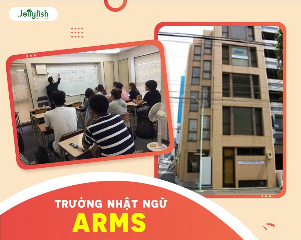 Trường nhật ngữ ARMS