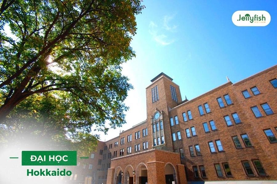 Hokkaido University là thành viên của 7 trường Đại học quốc gia Nhật Bản