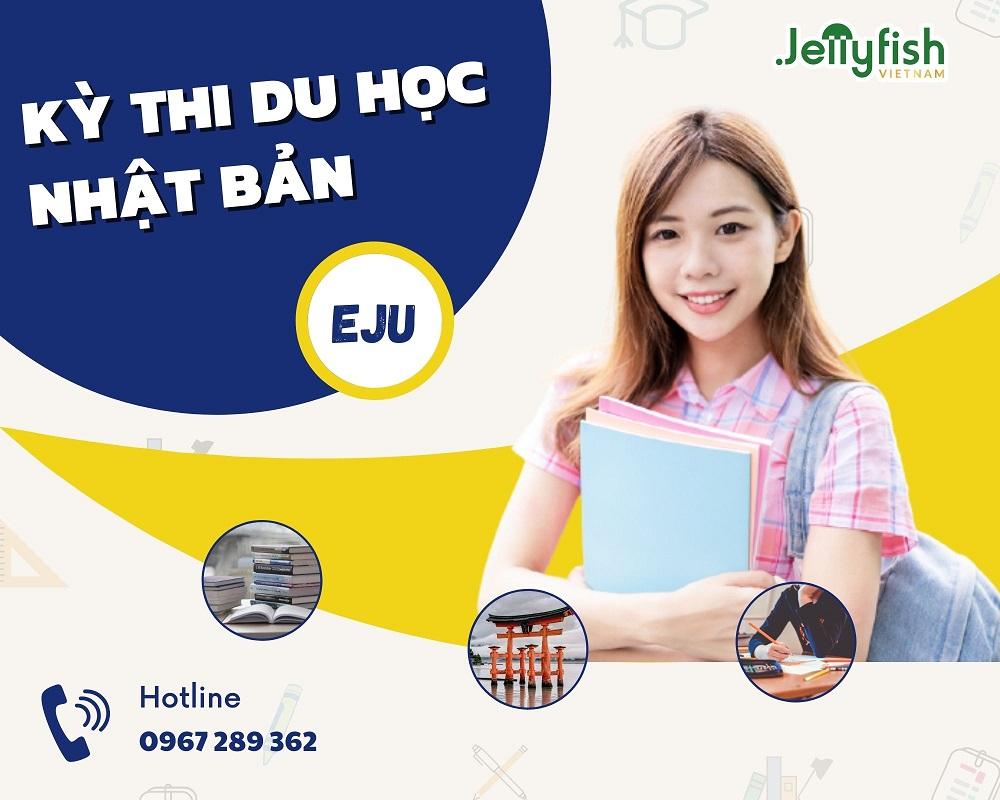kỳ thi du học Nhật Bản (EJU)